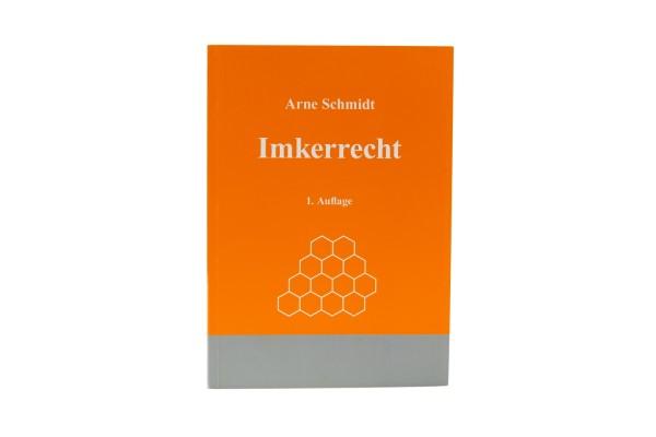 Buch: Schmidt, Imkerrecht