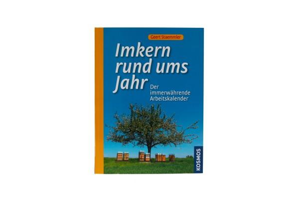 Buch: Staemmler, Imkern rund ums Jahr