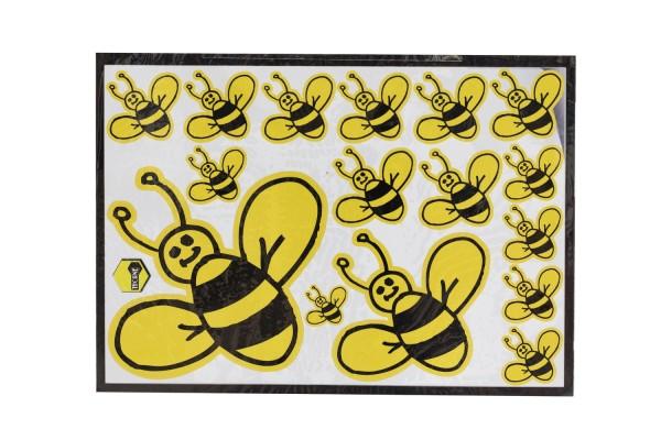 """Aufkleber """"Bienen-Set"""""""