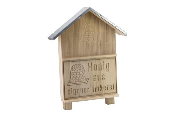 Bieno®Design Verkaufsschild Holz