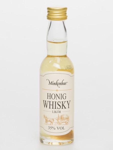 Minkenhus® Honig Whisky Likör