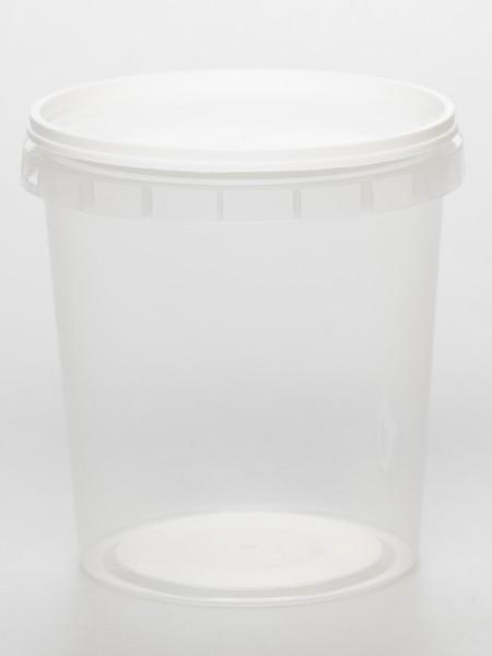 Klarsicht Honigdose 1kg