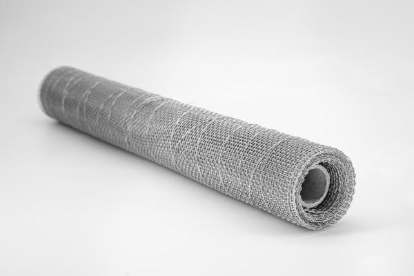 Edelstahl Drahtgewebe 2,7 mm, 2,5 m x 48,5 cm