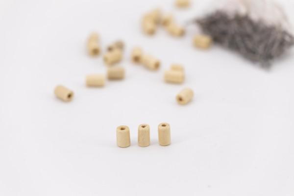 Abstandröllchen aus Holz mit Nägel 9,5 mm