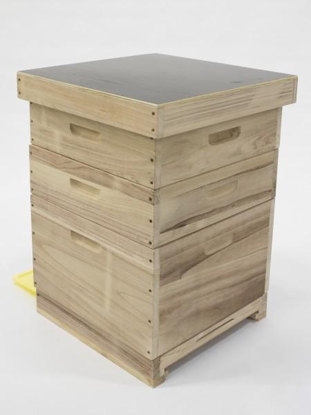 12er Dadant US Holzbeute Grundmodell