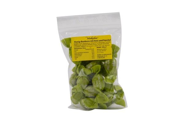 Minkenhus® Honig-Bonbons Anis Fenchel