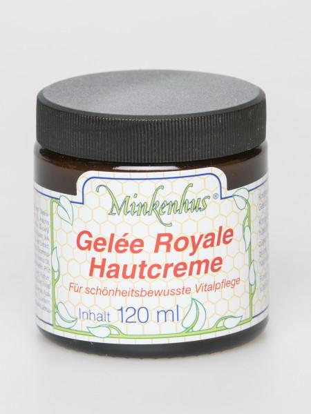 Minkenhus® Gelée Royale Hautcreme 120 ml