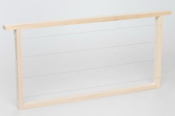 SIPA® Rähmchen Zander 220 mm gerade Seiten