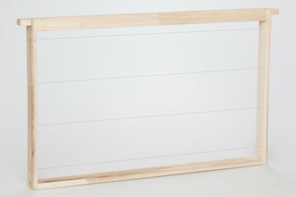 EWG® Rähmchen gedrahtet Dadant US 285 mm gerade Seiten