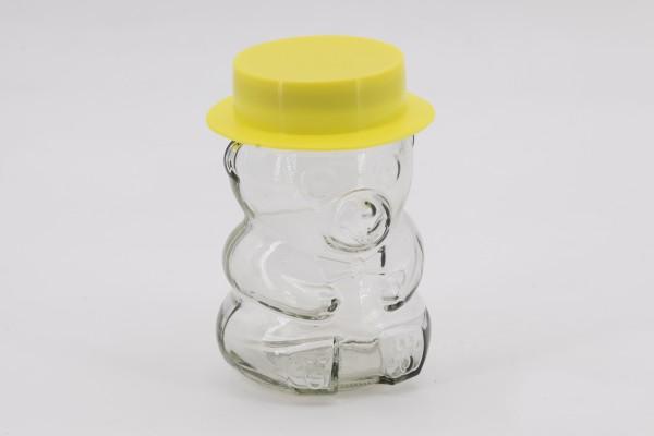 Bärchenglas 285 ml mit 58er gold