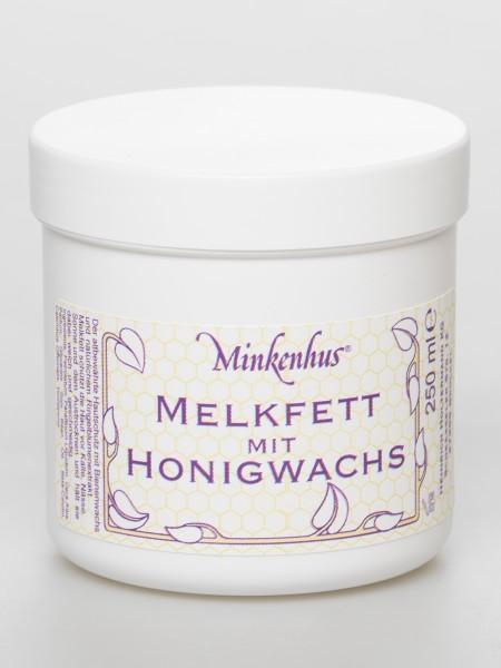 MINKENHUS Melkfett mit Honigwachs, 250 ml