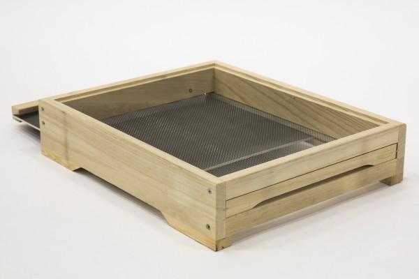 Liebig Holzboden nach Schundau