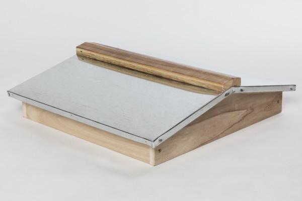 11er Normalmaß Beute Satteldach mit Blechbeschlag (DN)