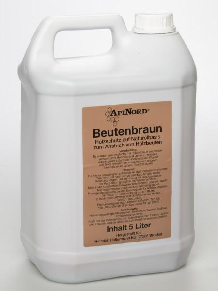 ApiNord® Beutenbraun 5 l Kanister