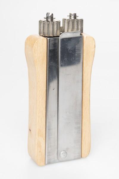 Bieno® Wabendraht-Spanner mit Holzgriffschalen