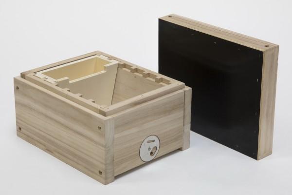 Kieler Begattungskasten Holz