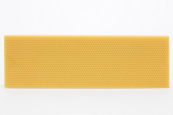 Mittelwände 410 x 130 mm Dadant-Blatt Honigraum