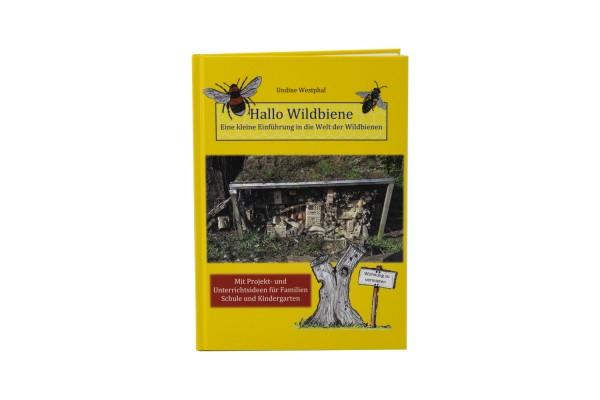 Buch: Westphal, Hallo Wildbiene