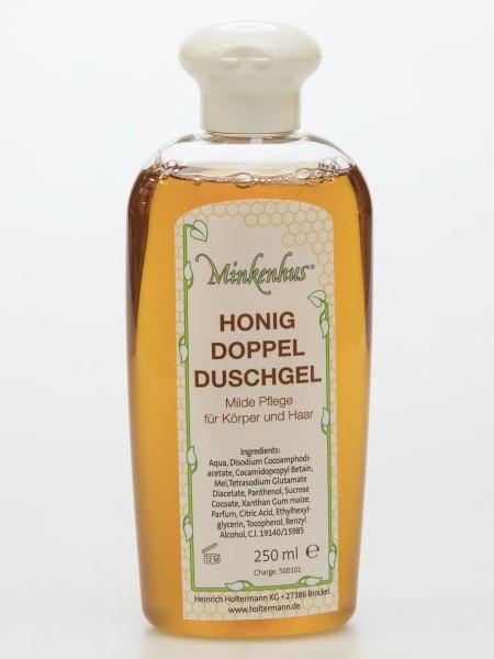Minkenhus® Honig-Doppel-Duschgel