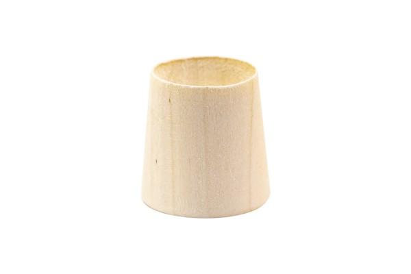 Zuchtstopfen aus Holz
