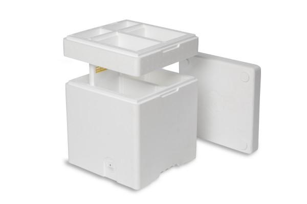 BiVo-Box 2 passend für Dadant Blatt und Dadant US