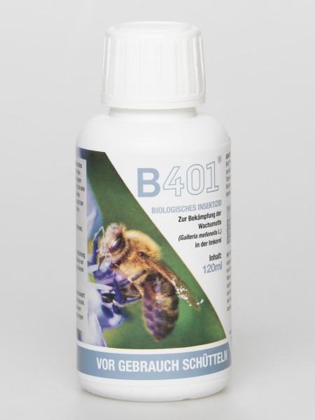 B 401 Wachsmotten-Bekämpfungsmittel Fl 120 ml
