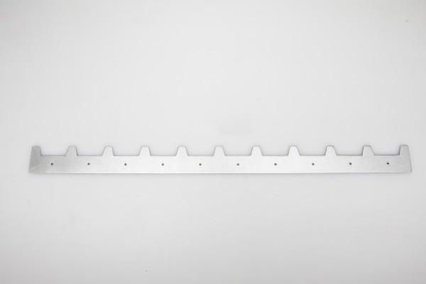 Abstandstreifen 383 mm verzinkt 10W