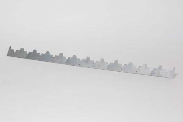 Abstandstreifen 448 mm Edelstahl 12 W