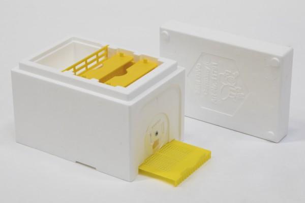 Mini Styro Begattungskästchen inkl. Zubehör