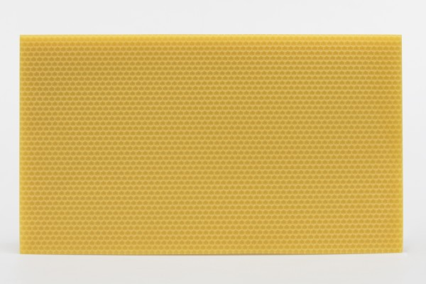 Mittelwände 420 x 135 mm Dadant US Honigraum
