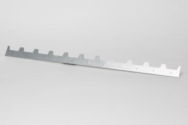 Abstandstreifen 448 mm verzinkt 11 W