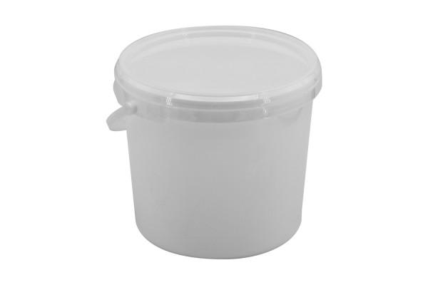 Honig-Eimer 7 kg weiß ohne Druck