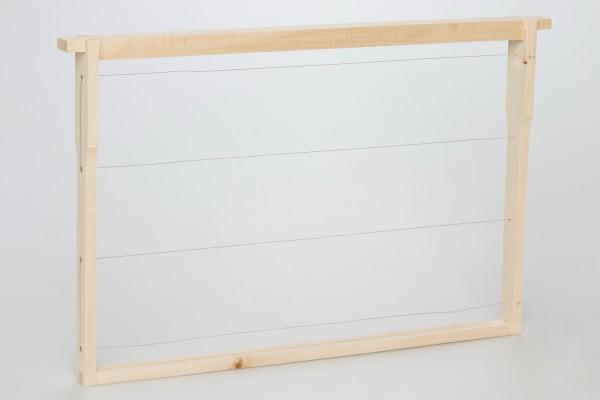 SIPA® Rähmchen Dadant Blatt Brut 300 mm Hoffmann-Seiten