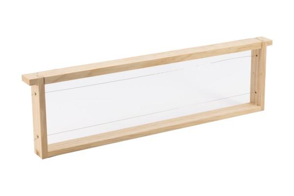 EWG® Rähmchen gedrahtet Normalmaß 110 mm gerade Seiten