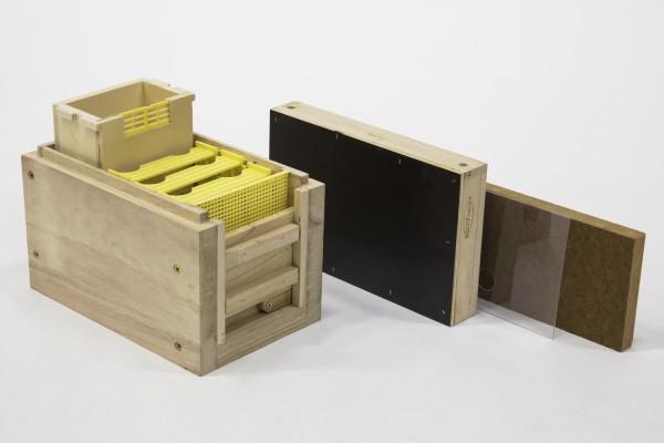 Api'deus® Begattungskasten aus Holz