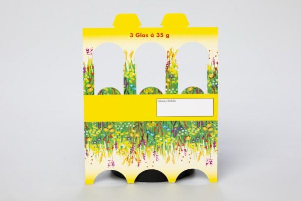 Geschenk-Karton Blumenwiese
