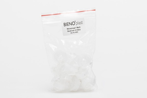 Bieno®plast Weiselnäpfe weiß