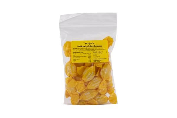 Waldhonig-Bonbons mit Salbei