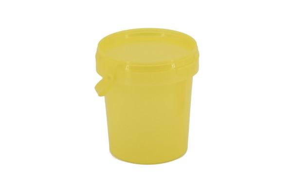 Honig-Eimer 1 kg gelb ohne Druck