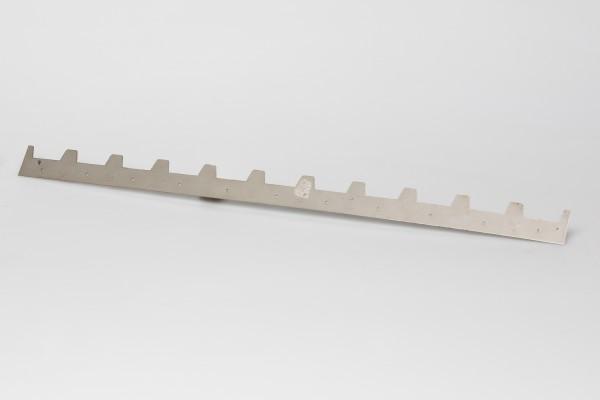 Abstandstreifen 448 mm Edelstahl 11 W