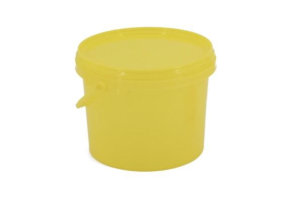 Honig-Eimer 2,5 kg gelb ohne Druck