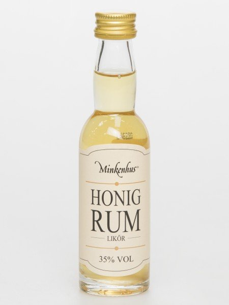 Minkenhus® Honig Rum Likör