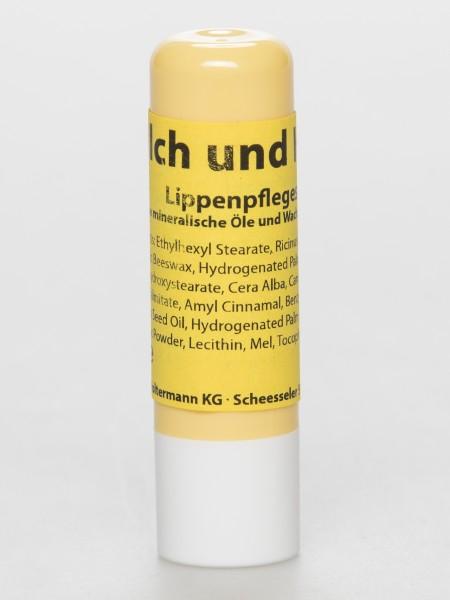 Milch und Honig Lippenpflegestift
