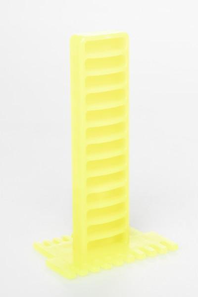 Kunststoff Absperrgitter-Kratzer