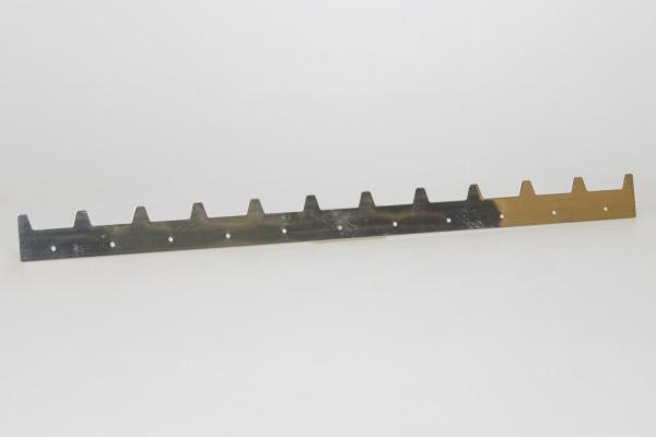 Abstandstreifen 400 mm Edelstahl 11 W
