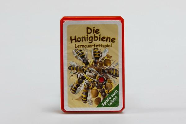 Kartenspiel Bienen-Lehrquartett