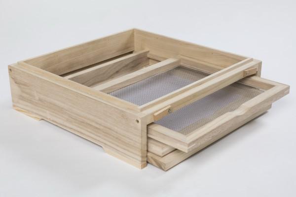 11er Normalmaß Beute Holzboden nach Pfefferle (DN)