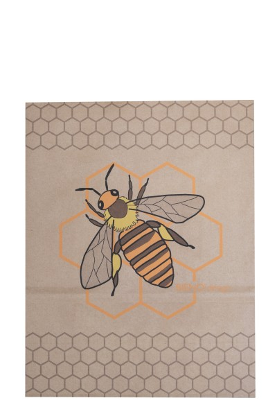 Bieno®Design Papier Tragetasche 31 x 24cm, Kordelgriff