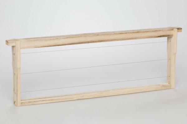 EWG® Rähmchen gedrahtet Dadant Blatt 159 mm Hoffmann-Seiten