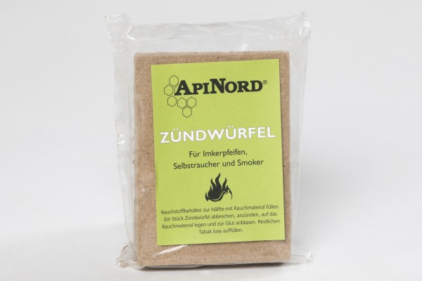ApiNord Zündwürfel, Btl. mit 2 Platten